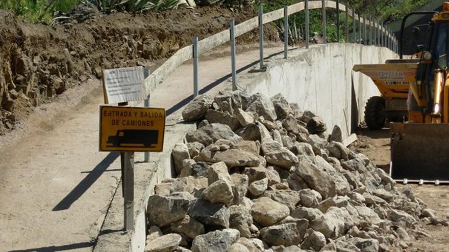 De las obras ilegales en Agaete #23