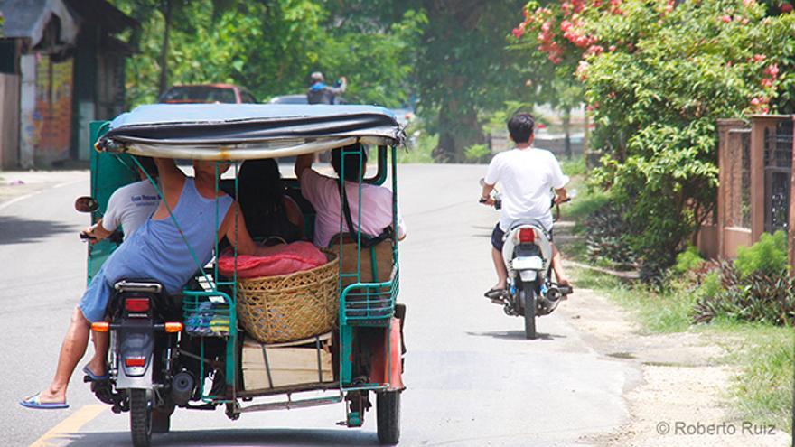 Transportes compartidos para viajar barato