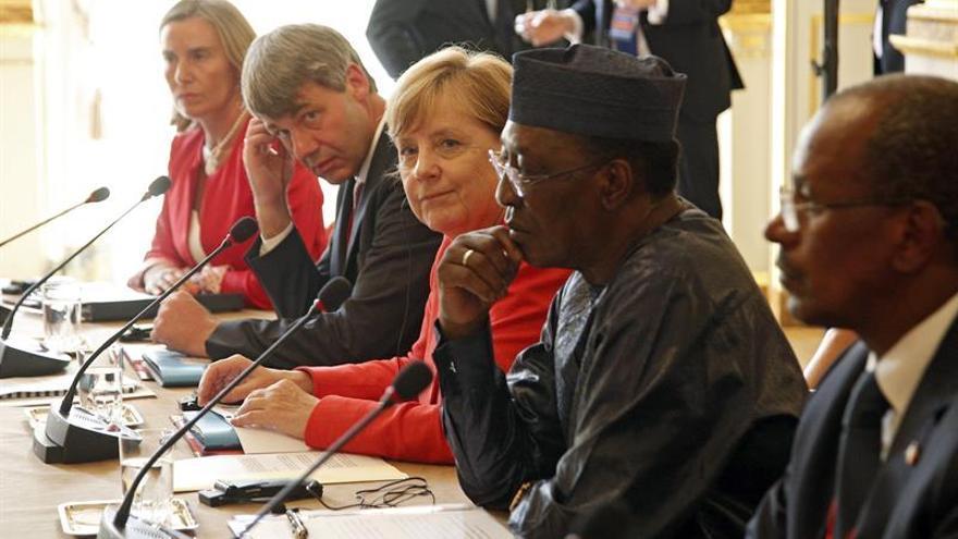 Europa quiere empezar la fase de identificación de refugiados en Níger y Chad