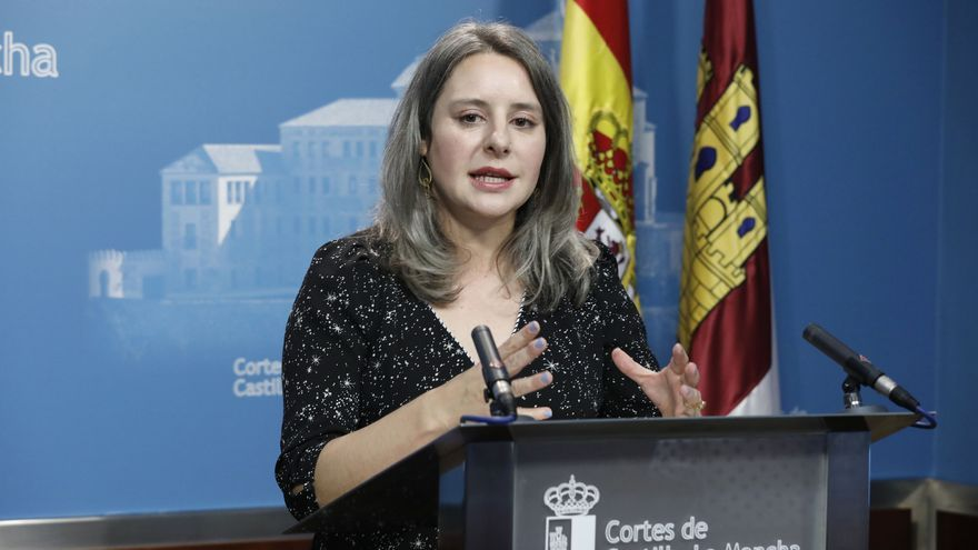 Araceli Martínez, directora del Instituto de la Mujer de Castilla-La Mancha