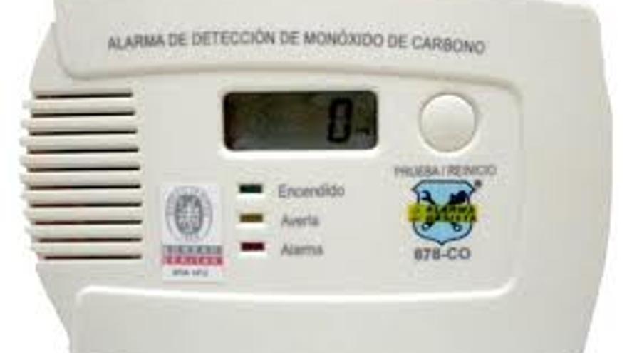 Detector monoxido Extremadura