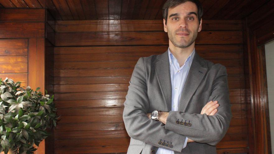 Javier Zambudio, abogado murciano que defendió el pago de la retroactividad en las cláusula suelo en el TJUE/E.R.