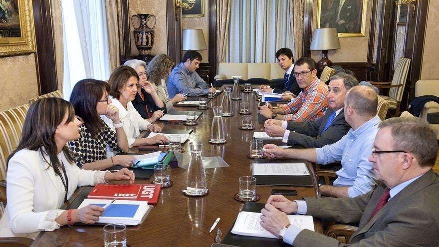 El Consejo del Diálogo Social valida el nuevo Plan de Salud Laboral de Navarra 2015-2020
