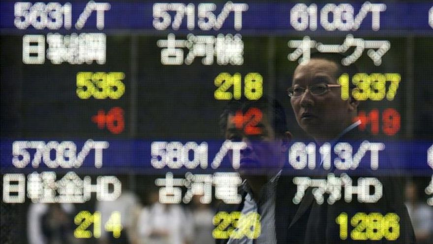 El Nikkei avanza al descanso y se acerca a su mejor racha en 27 años