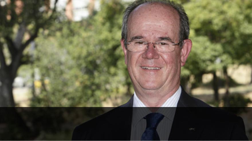 Antoni Giró, rector de la UPC.