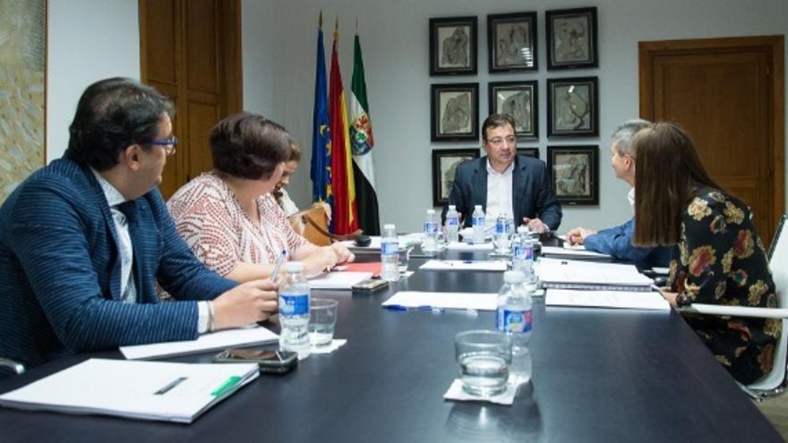 Consejo de Gobierno de Extremadura / Junta
