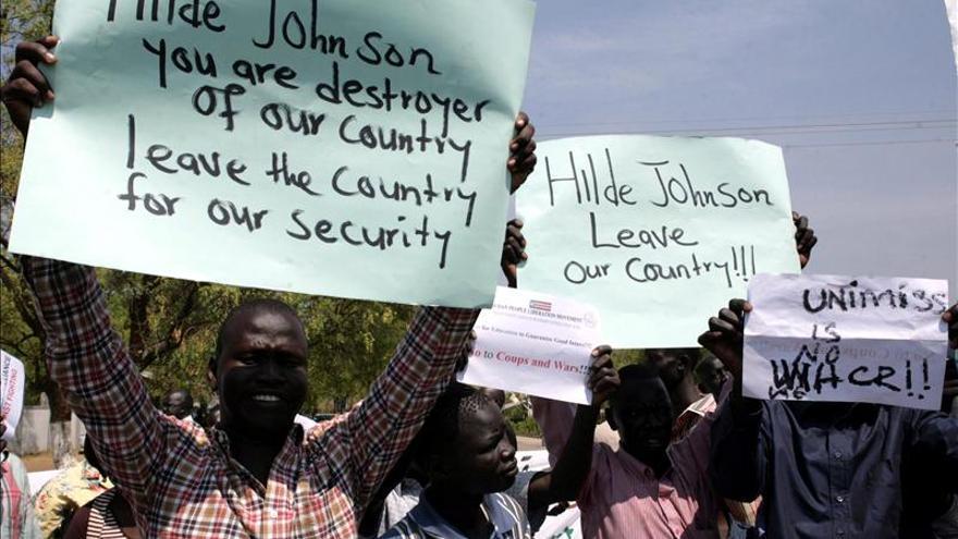EE.UU. pide el fin de la violencia sin condiciones y la liberación de detenidos