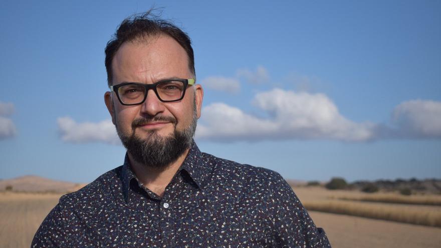 Jorge Peñas, candidato de Unidas Podemos al Senado por Lanzarote