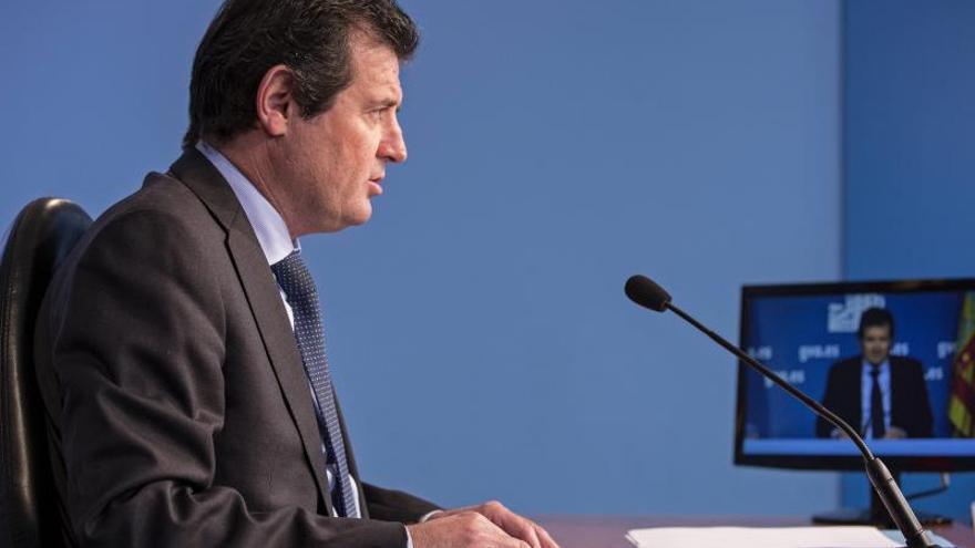 Valencia dice a Calatrava que la solución para el Palau debe ser consensuada