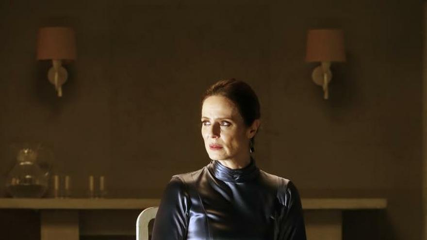 La actriz Aitana Sánchez Gijón, en el papel de Nora.