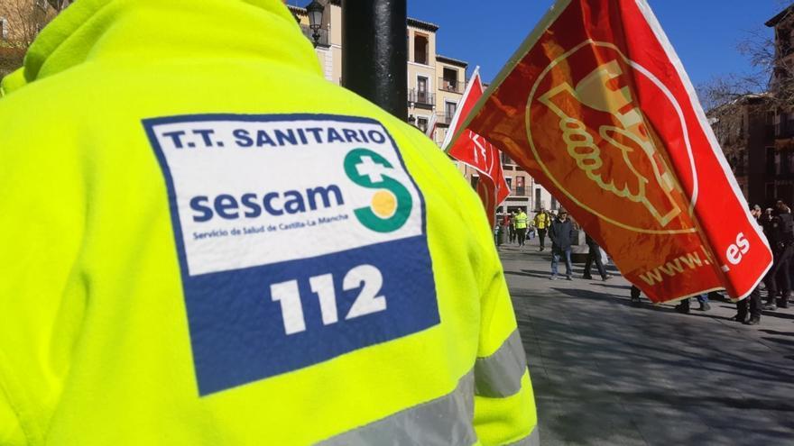 Sindicatos mantienen el calendario de paros y huelgas en las ambulancias pese al anuncio de rescisión de los contratos