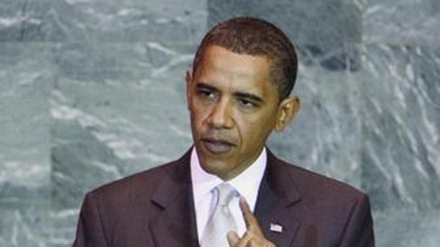 """Obama advierte a los líderes mundiales que serán """"juzgados por la Historia"""" si no actúan contra cambio climático"""