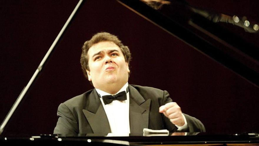 """El pianista ruso Arcadi Volodos dice que """"la música de ahora es ruido organizado"""""""