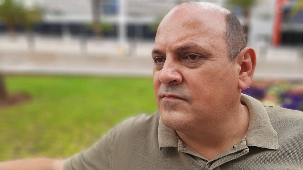 Teo Morales González, portavoz de Podemos Los Realejos