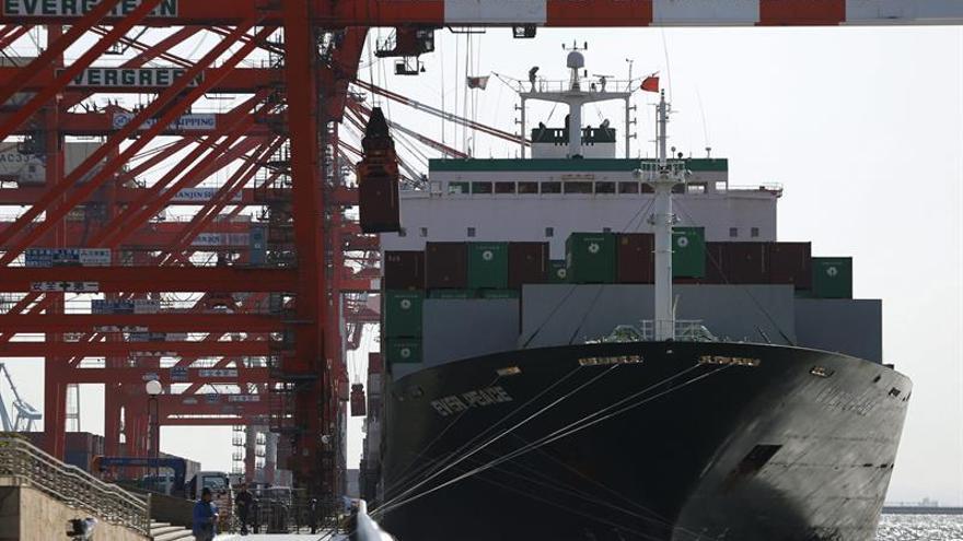 Japón registró en octubre un superávit comercial de 146 millones de euros
