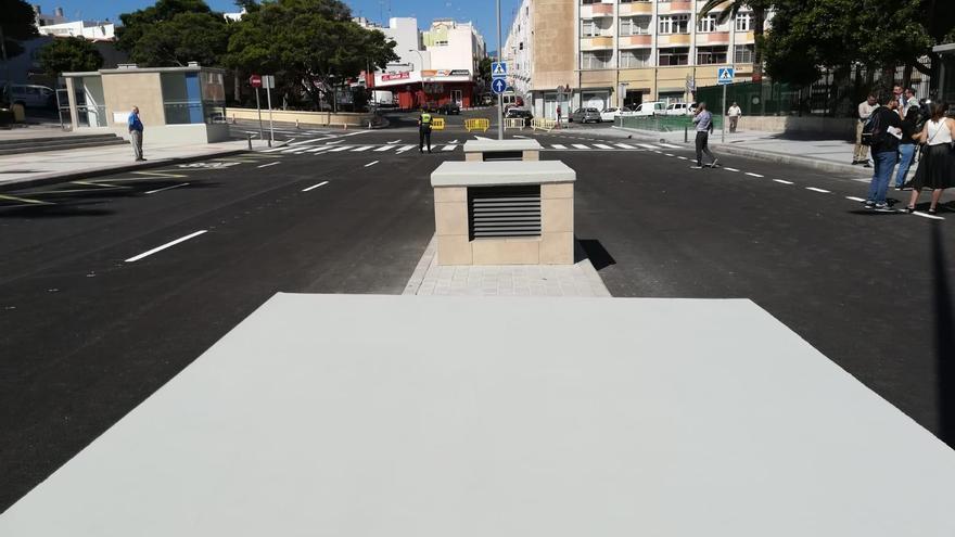 Finalizadas las obras de reparación del aparcamiento de Don Benito