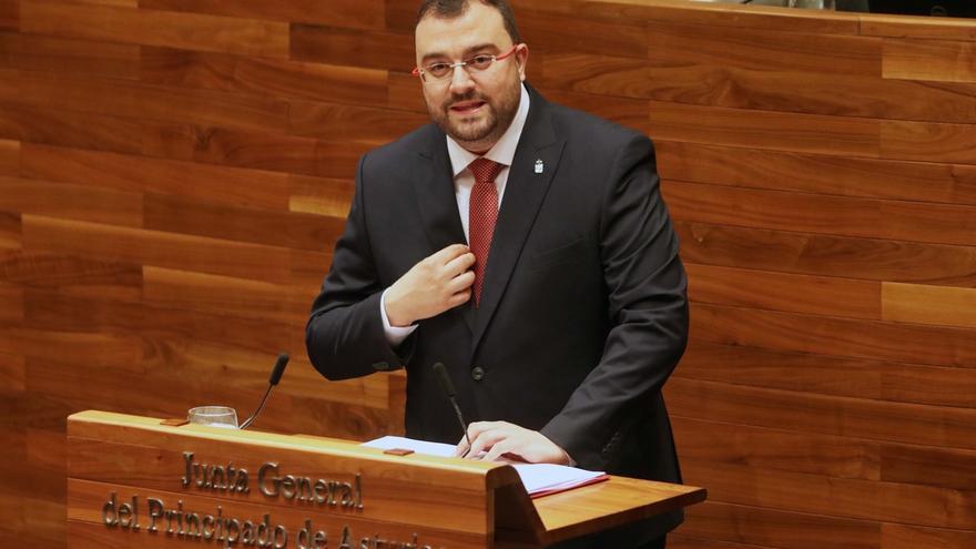 El BOE publica este miércoles el nombramiento de Adrián Barbón como presidente del Principado de Asturias