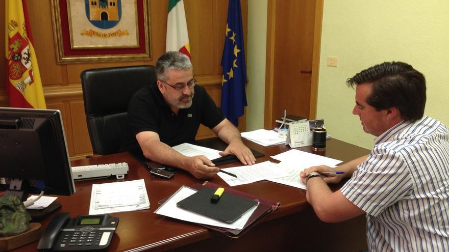 El PSPV pedirá explicaciones a García Tejerina y a Santamaría por el incendio de la Vall d'Ebo (Alicante)
