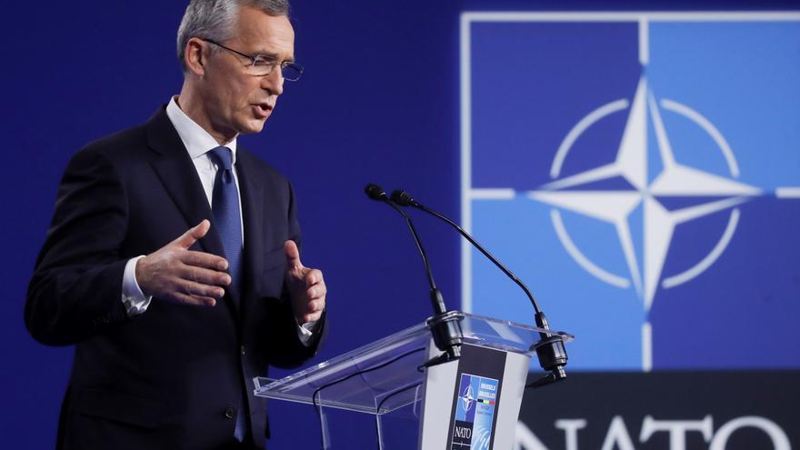 """La OTAN insta a China a """"actuar de forma responsable"""" en la escena global"""