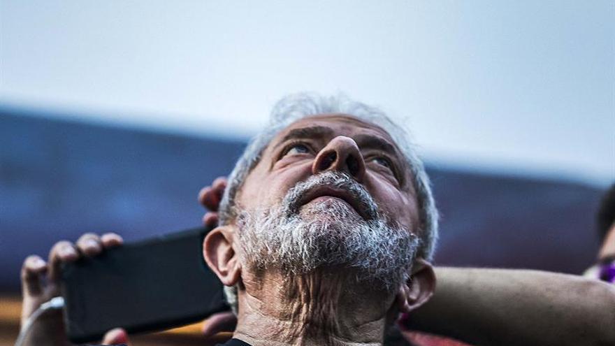 Lula rechaza la posibilidad de un indulto por considerarse inocente