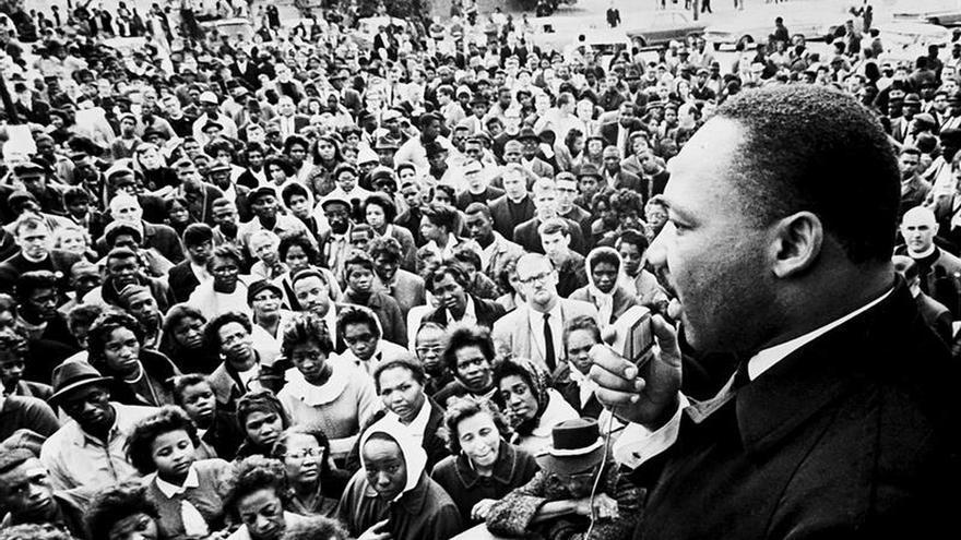 El sermón de Luther King contra la guerra de Vietnam hace eco 50 años después