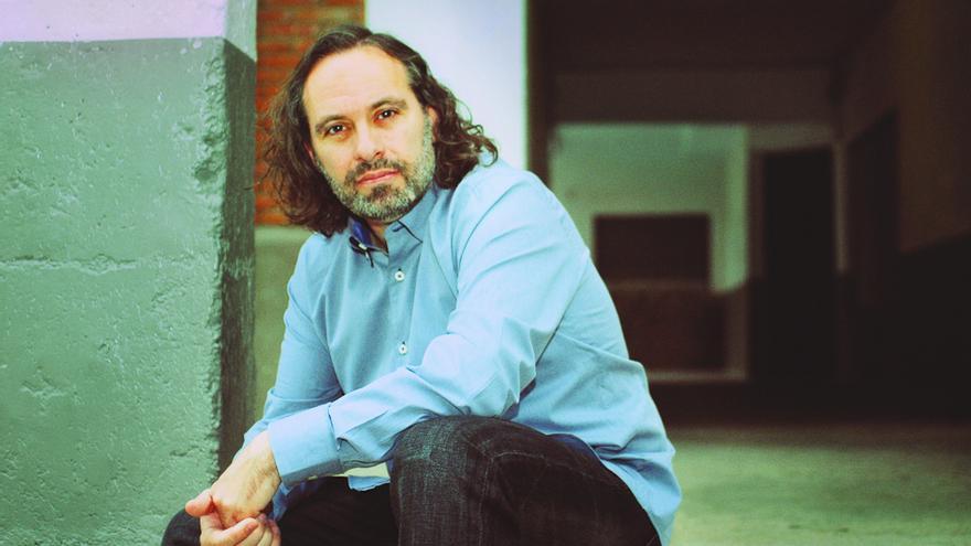 El escritor toledano Félix Chacón