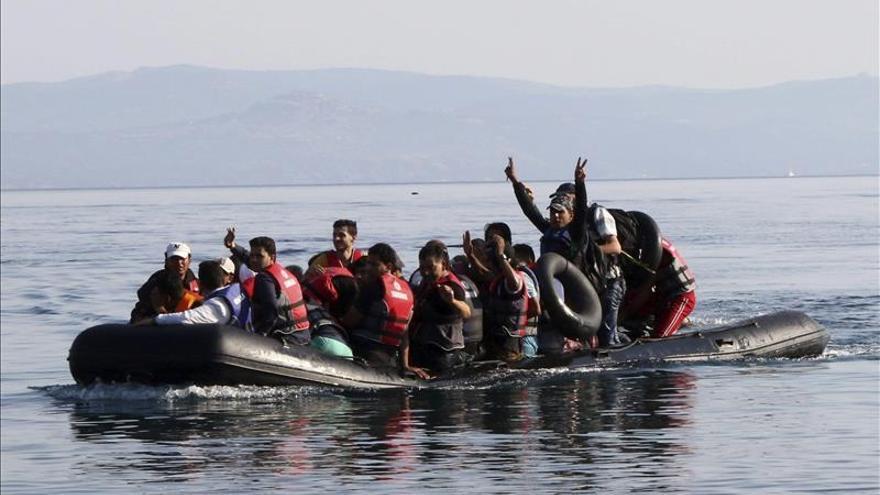 Mueren ahogados 11 refugiados al dirigirse de Turquía a las islas griegas