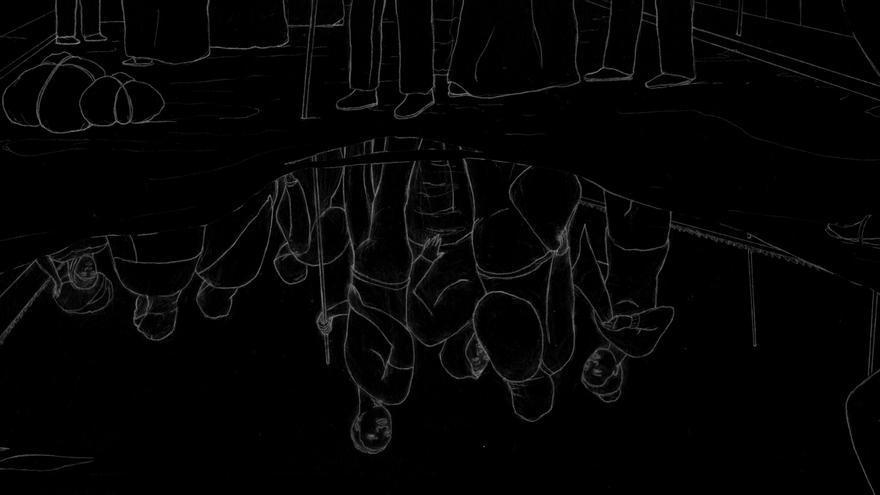 Fotograma de animación de Bolingo