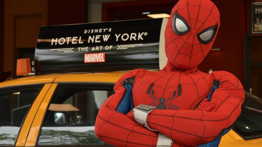 Disneyland París abre el primer hotel del mundo dedicado al universo Marvel