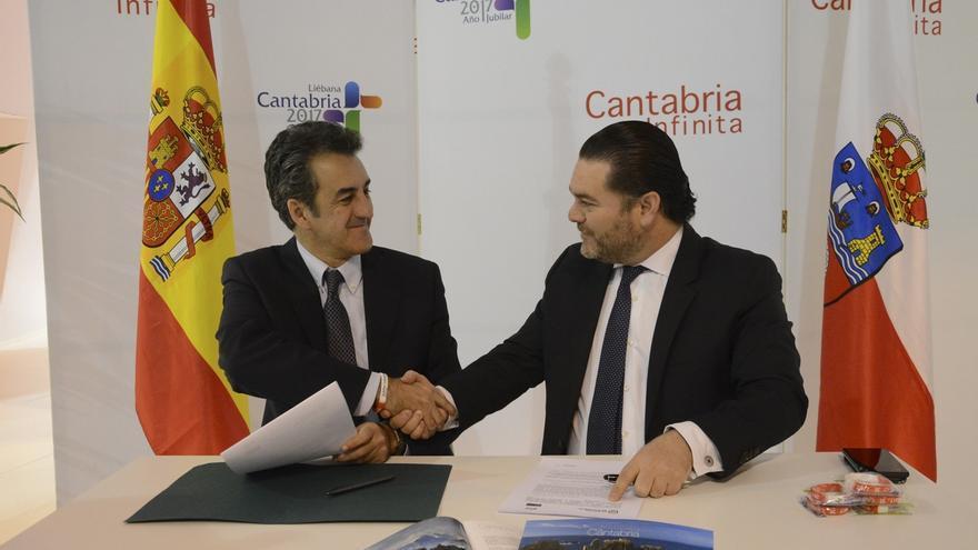 Cantabria y el estado mexicano de Guanajuato colaborarán en el ámbito turístico