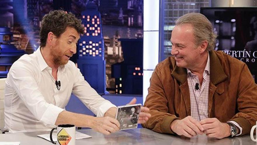 Bertín de Telecinco y Penélope Cruz vuelven al potente 'Hormiguero' de Antena 3
