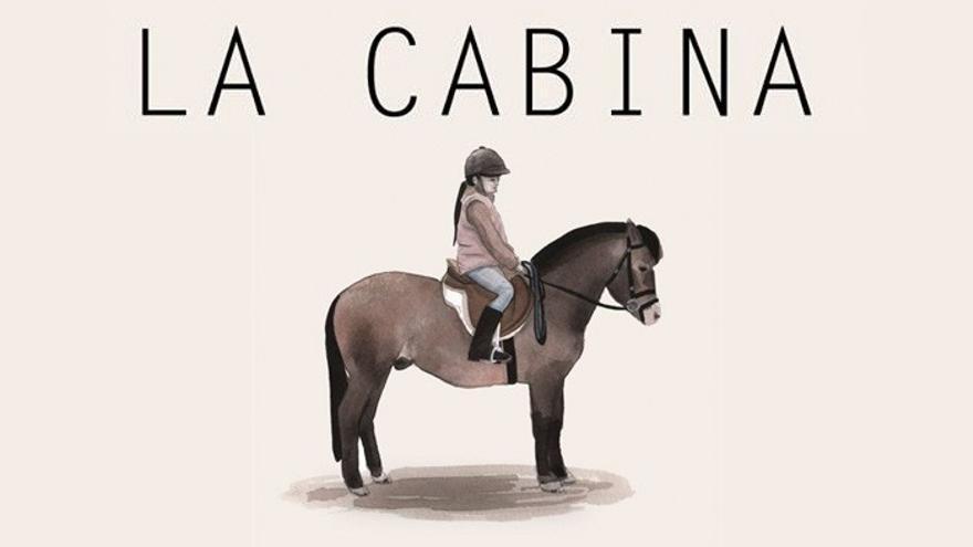 Cartel de La Cabina