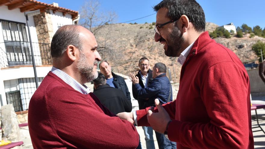 José Luis Martínez Guijarro y Sergio Gutiérrez