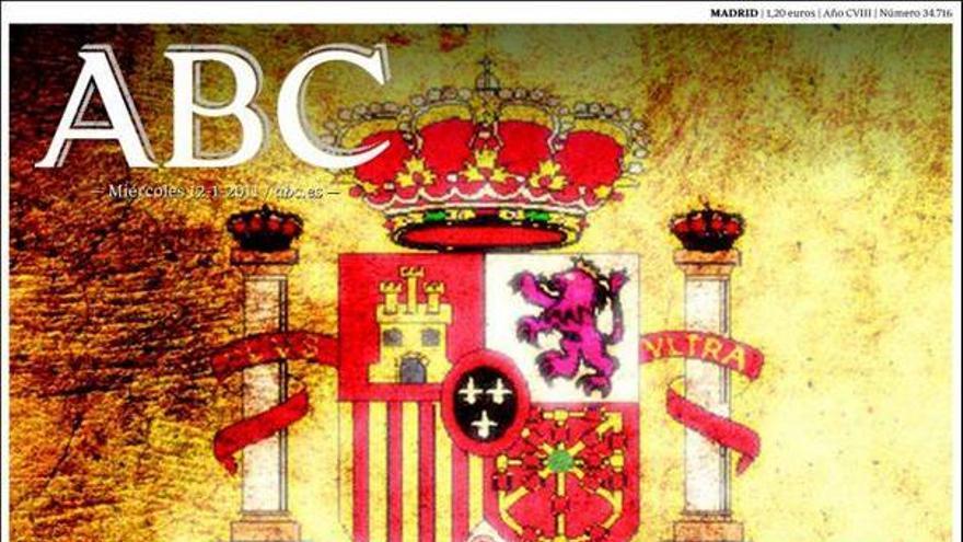 De las portadas del día (12/01/11) #6