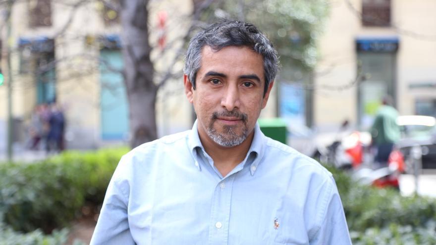 Giancarlo Castiglione. FOTO: Intermon Oxfam.