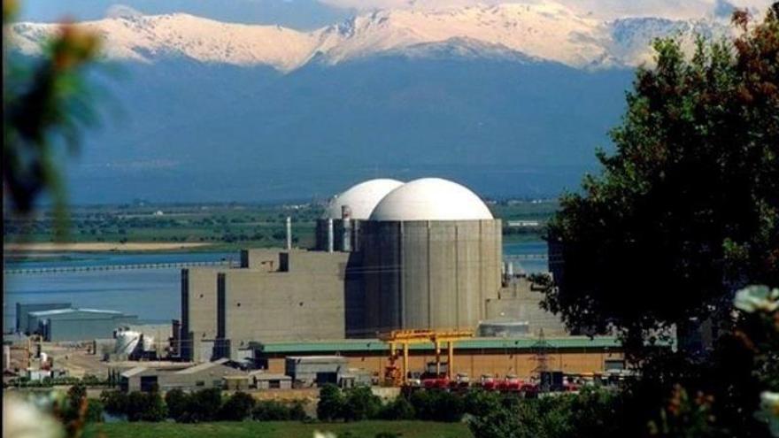 El sistema detección de incendios de central de Almaraz salta tras detectar humo