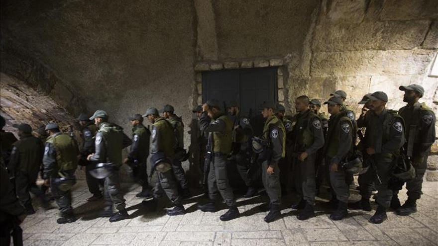 Israel sella Cisjordania y Gaza durante jornada del Yom Kipur