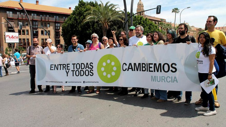 """Cambiemos Murcia considera """"Inaceptable"""" que Terra Natura reciba más dinero público que la atención a mayores"""
