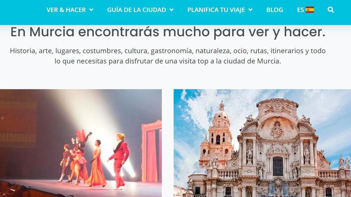 Portal de Turismo de Murcia