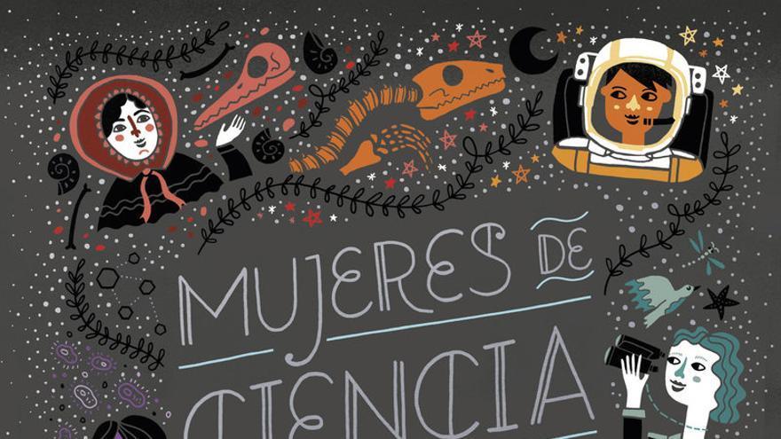 Libro 'Mujeres en la ciencia'