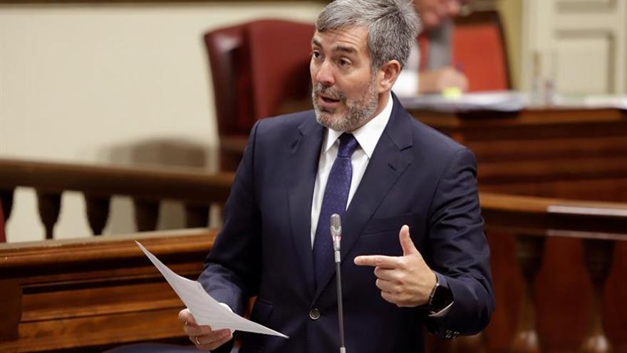 Los abogados de Clavijo pedirán que el caso Grúas se mantenga en el Tribunal Superior
