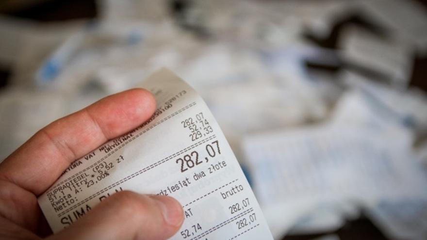 Cuánto Tiempo Debemos Guardar Las Facturas Recibos Y Copias De