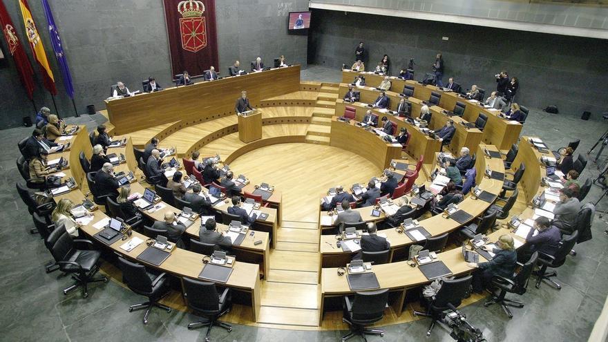 El Parlamento autoriza un crédito de 800.000 euros para la absorción de la OSN por la Fundación Baluarte