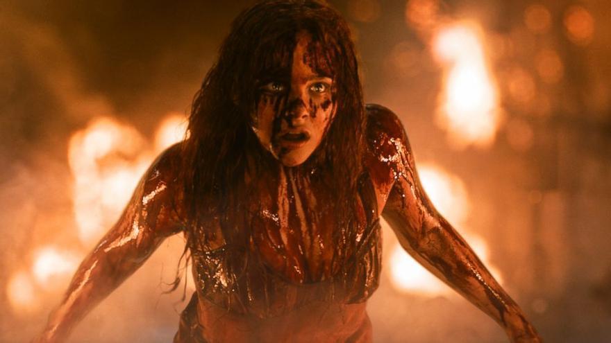 Chlöe Moretz en el remake de Carrie