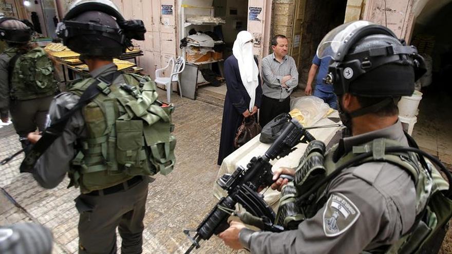 Israel cierra los pasos fronterizos con Gaza y Cisjordania durante 48 horas