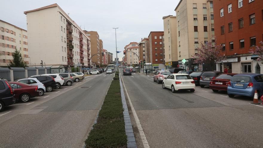 El Ayuntamiento comienza el martes la ejecución de obras de reparación de la Avenida de Bilbao