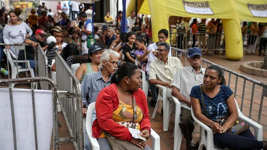 El partido de Capriles asegura haberse relegitimado con casi 200.000 apoyos