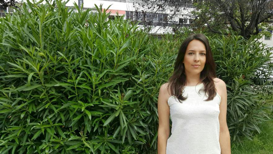 La aspirante a militar que ha conseguido que cambie la norma de tatuajes, Estela Martín