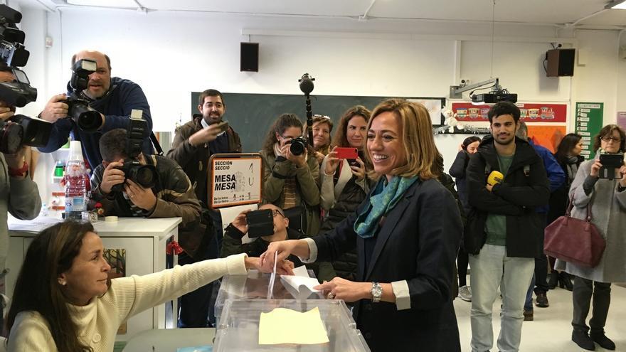 Chacón (PSC) llama a votar a quienes anhelan cambio y augura una participación histórica