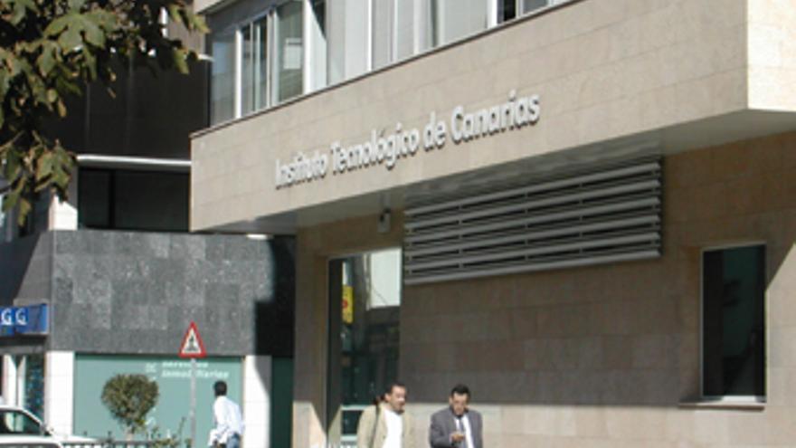 Instituto Tecnológico de Canarias en Las Palmas de Gran Canaria. (CANARIAS AHORA)